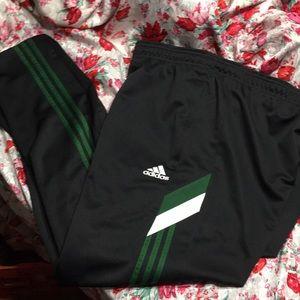 Adidas Portland timbers track pants